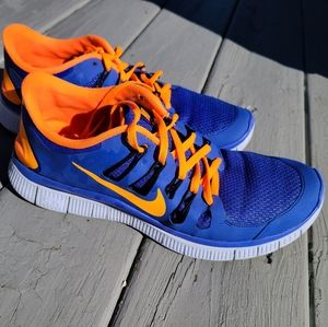 Nike Free 5.0 Running Training Shoe